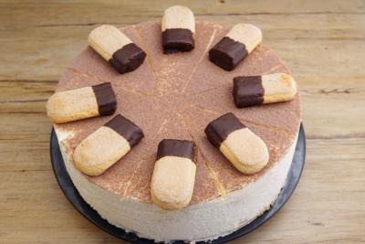Tiramisusahne Torte