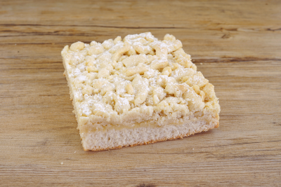 Hefe/Butter/Streusel